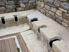 Photo: the public toilets :)