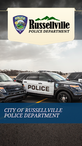 Russellville AR Police Dept