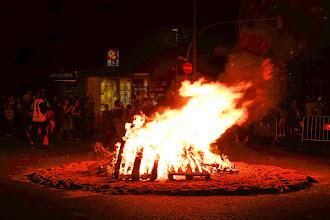 Photo: Празникът на Сан Жуан: палят се клади на улицата
