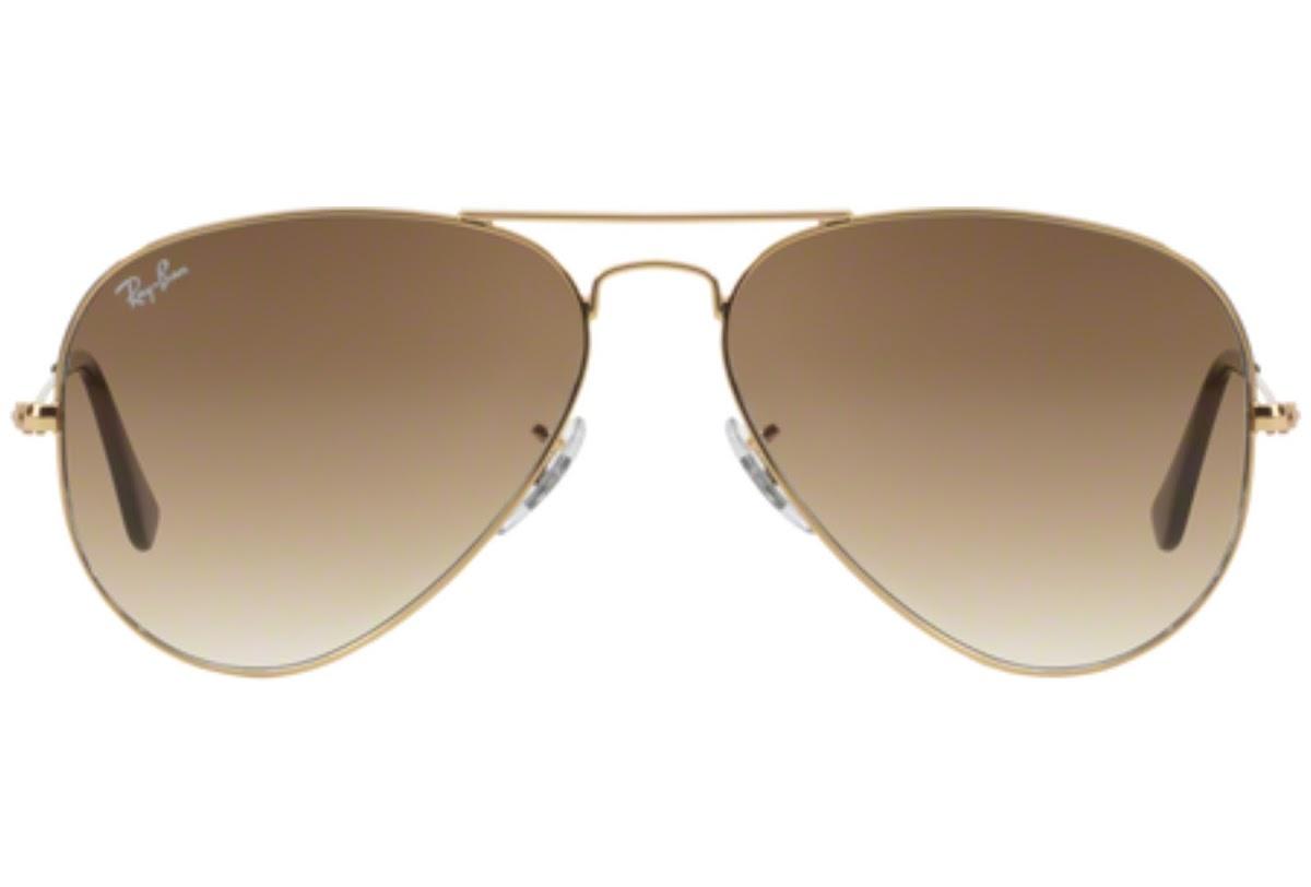 Buy Ray-Ban Aviator Large Metal RB3025 C55 001 51 Sunglasses   opti.fashion 441519f54f17