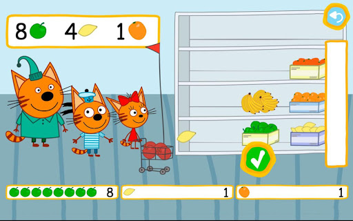 A day with Kid-E-Cats screenshot 2
