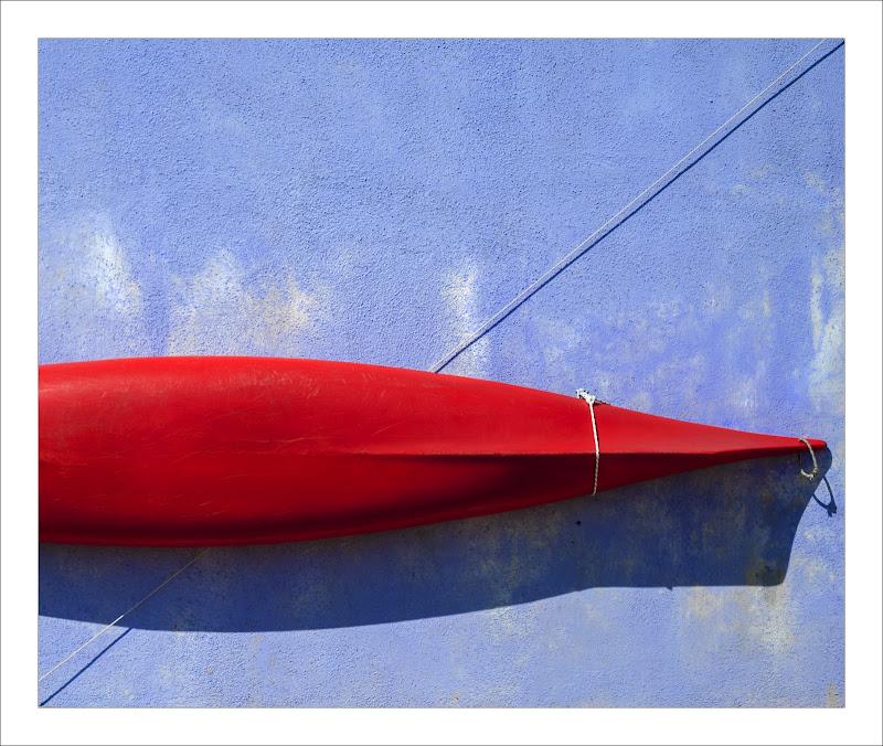 Rosso Burano  di AnnieMorgan
