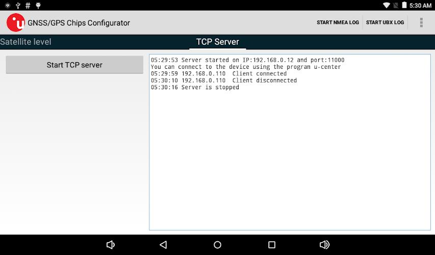 U-blox GNSS/GPS Chips Configurator APK | APKPure ai
