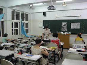 Photo: 20110919頭份(一)山水有情—中國山水畫初探 003