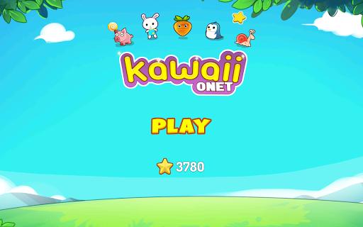 Kawaii Onet - Free Connect Animals 2020 apktram screenshots 9