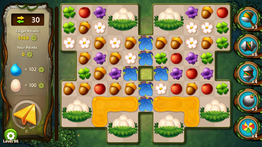 Mystery Forest - Match 3 Fun  screenshots 2