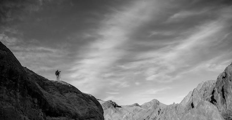 Oltre le montagne di Maz81