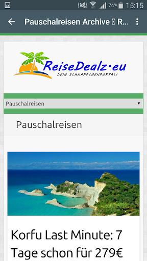 Reisedealz.eu