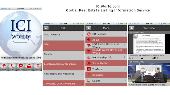 ICIWorld.com- screenshot thumbnail