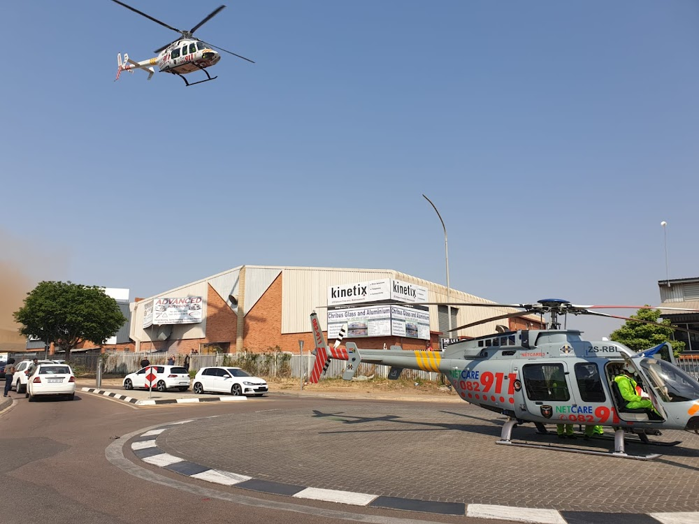 Centurion shoot-out suspects were 'hijackers', say police