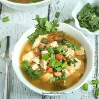 Low Carb Green Chili Chicken Recipes