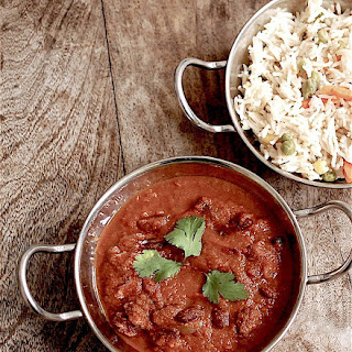 Kidney Bean Curry Garam Masala Recipes