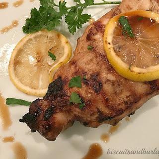 Preacher Chicken.