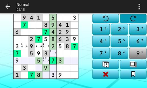Sudoku - Logic Puzzles cheat screenshots 5