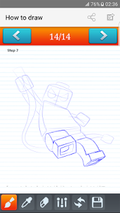 Download how to draw Lego for Windows Phone apk screenshot 2