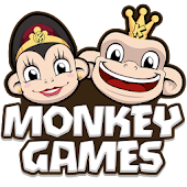 Monkey Games - Over 50 Free Games in one App
