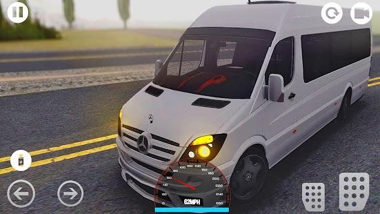 Minibüs Şoförü - Minübüs Sürüş Simülatör 2018 - náhled