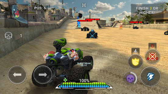 RACE - Rocket Arena Car Extreme 1.0.28 APK + Modificación (Unlimited money) para Android