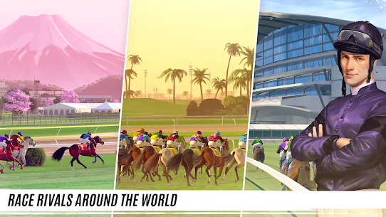 Rival Stars Horse Racing Mod Apk 1.7 (Unlimited Gold) 5