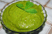 Fenugreek Leaves Chutney