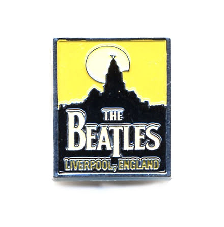 Beatles - Liverpool - Pin