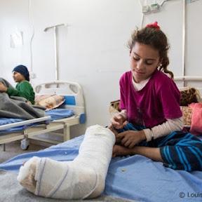 シリア北東部の3県、帰還進む避難住民に地雷などによる被害が倍増