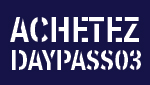 Daypass 3 - Botanique