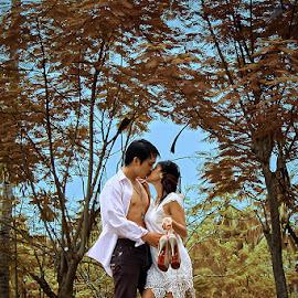 Pre-wedding by Chandra Wirawan - Wedding Groom