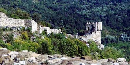 """Photo: Veliko Tarnovo, vesting """"Carevec""""   Fortress """"Carevec"""".  www.loki-travels.eu"""