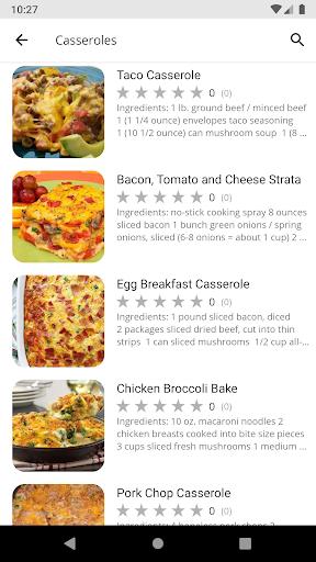 Mushroom Recipes 1.05 screenshots 2