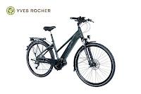 Angebot für Yves Rocher Gewinnspiel: FISCHER E-Bikes gewinnen im Supermarkt