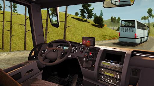 Offroad Bus Hill Driving Sim: Mountain Bus Racing 1.2 screenshots 10