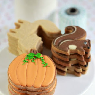{Recipe} Pumpkin Spice Cut-Out Cookies
