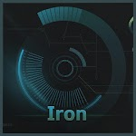 IRON Atom theme Icon