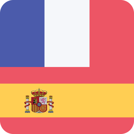 French Spanish Offline Dictionary & Translator icon