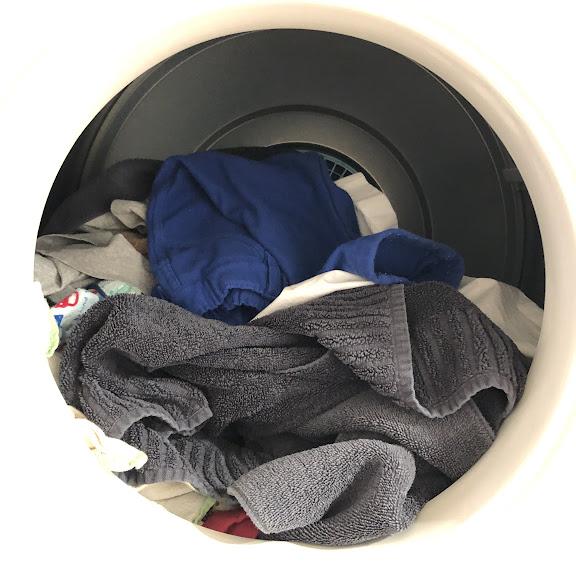 ガス乾燥機乾太くん衣類