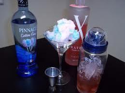 Cotton Candy Martini Recipe