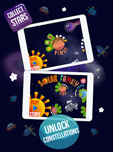 Solar Family - Planets of Solar System for Kids GE- screenshot thumbnail