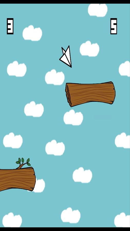لعبة الطائرة الورقية للاندرويد coobra.net
