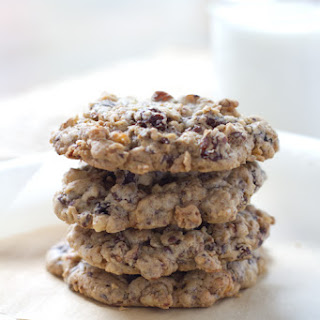 Chewy Trail Mix Cookies