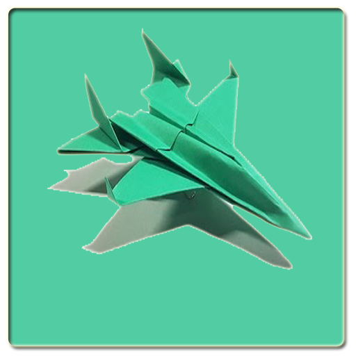 Origami Paper Airplanes Folding