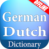 German Dutch Dictionary