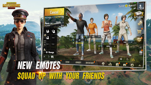PUBG MOBILE 0.8.0 screenshots 6