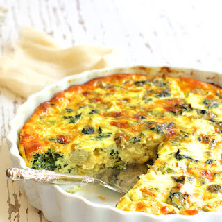 Artichoke Heart Quiche Recipes