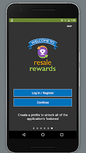 Resale Rewards- screenshot thumbnail