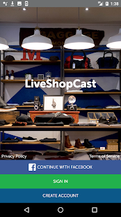 LiveShopCast- screenshot thumbnail