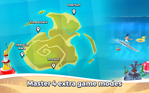 Go! Medina Surf Game- screenshot thumbnail