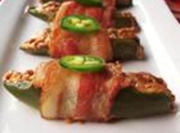 Jalapenos, Peanut Butter And Bacon Its All Good !!