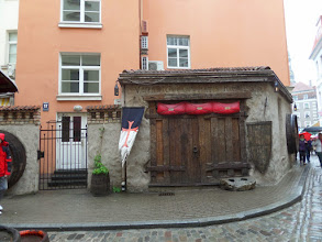Photo: I ate at this medieval restaurant.