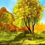 Autumn Leaf Fall Wallpaper